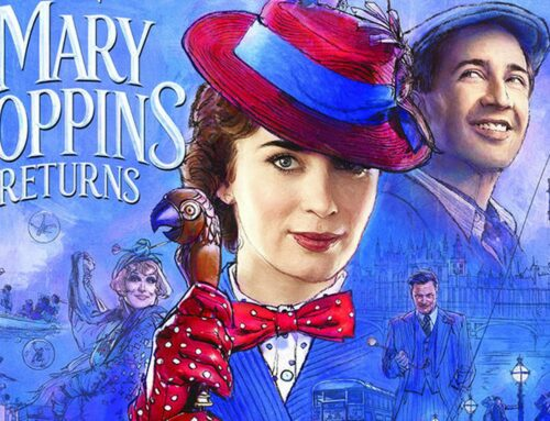 Summer Movie Series: Mary Poppins Returns – Aug 24