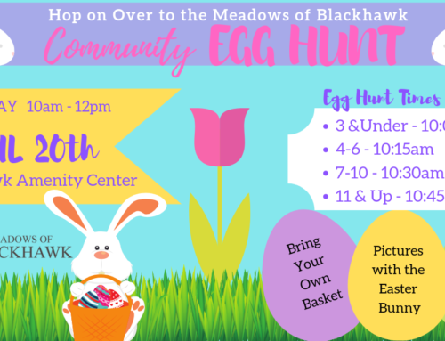 Community Egg Hunt- April 20